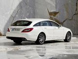 Mercedes-Benz CLS 250 CDI Shooting Brake (X218) 2012 wallpapers