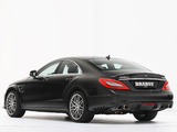 Brabus B63 (C218) 2013 wallpapers