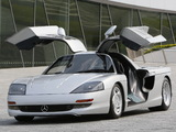 Images of Mercedes-Benz C112 Concept 1991