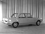 Mercedes-Benz W118/W119 Prototype 1960 wallpapers