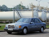 Mercedes-Benz 230 E Wasserstoffantrieb Prototype (W124) 1992 wallpapers