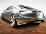 Mercedes-Benz F125! Concept 2011 photos
