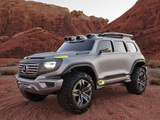 Mercedes-Benz Ener-G-Force Concept 2012 pictures