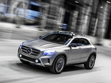 Mercedes-Benz Concept GLA 2013 pictures