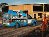 Renntech Mercedes-Benz Metris MasterSolutions Toolbox Concept 2017 images