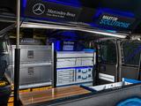 Renntech Mercedes-Benz Metris MasterSolutions Toolbox Concept 2017 pictures