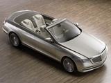 Photos of Mercedes-Benz Ocean Drive Concept 2006
