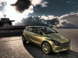 Photos of Mercedes-Benz BlueZero Concept 2009