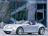 Pictures of Mercedes-Benz Vision SLA Concept 2000