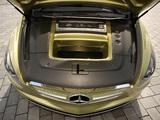 Pictures of Mercedes-Benz BlueZero Concept 2009