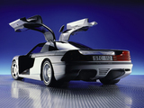 Mercedes-Benz C112 Concept 1991 wallpapers