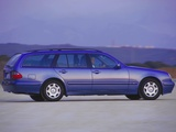 Images of Mercedes-Benz E 220 CDI Estate (S210) 1999–2001