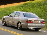 Images of Mercedes-Benz E 320 US-spec (W210) 1999–2002