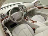 Images of Mercedes-Benz E 320 CDI US-spec (W211) 2002–06