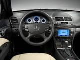 Images of Mercedes-Benz E 500 (W211) 2006–09