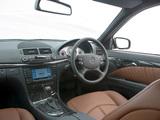 Images of Mercedes-Benz E 320 CDI Estate UK-spec (S211) 2006–09