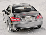 Images of Mercedes-Benz E 350 4MATIC Coupe US-spec (C207) 2009–12