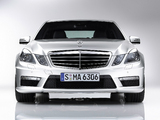 Images of Mercedes-Benz E 63 AMG (W212) 2009–11