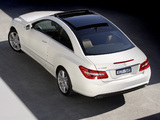 Images of Mercedes-Benz E 500 Coupe AMG Sports Package AU-spec (C207) 2009–12
