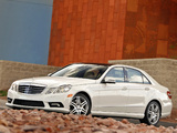 Images of Mercedes-Benz E 550 AMG Sports Package (W212) 2009–12