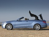 Images of Mercedes-Benz E 250 CDI Cabrio AMG Sports Package UK-spec (A207) 2010–12