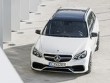 Images of Mercedes-Benz E 63 AMG S-Model Estate (S212) 2013