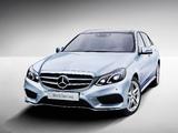 Images of Mercedes-Benz E 400 L Hybrid (W212) 2013