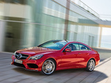 Images of Mercedes-Benz E 500 Coupe AMG Sports Package (C207) 2013