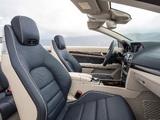 Images of Mercedes-Benz E 350 BlueTec Cabrio (A207) 2013