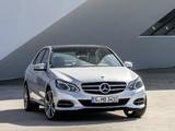 Images of Mercedes-Benz E 350 4MATIC (W212) 2013