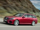 Images of Mercedes-Benz E 250 AMG Sports Package Estate (S212) 2013