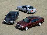 Images of Mercedes-Benz E-Klasse (W210) 1995