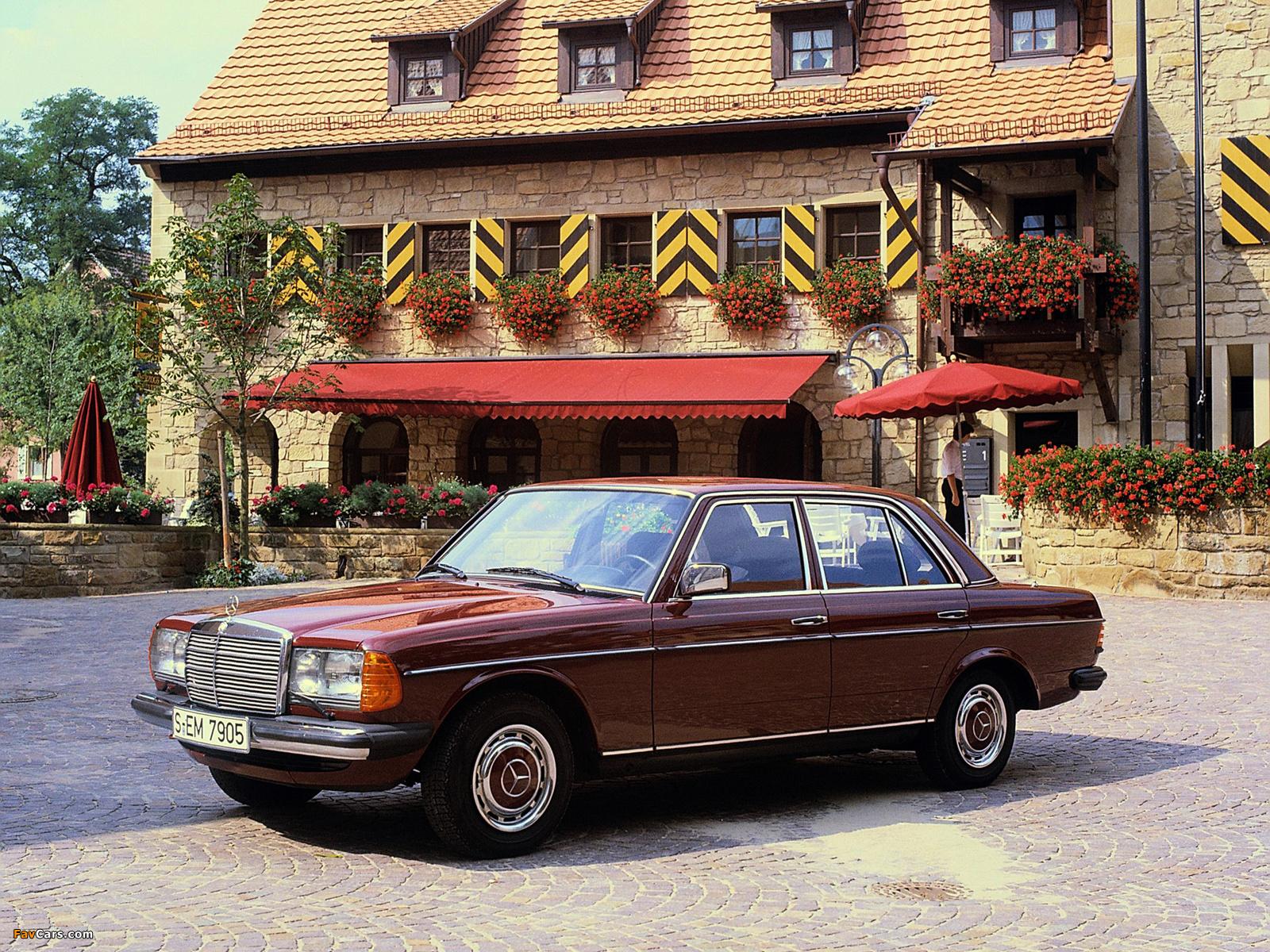 Mercedes benz e klasse w123 1976 85 wallpapers 1600x1200 for 85 mercedes benz