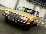 Mercedes-Benz E-Klasse Coupe (C123) 1977–85 images