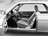 Mercedes-Benz E-Klasse Coupe (C123) 1977–85 photos