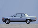 Mercedes-Benz E-Klasse Coupe (C123) 1977–85 wallpapers