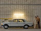 Mercedes-Benz 200 (W123) 1976–85 photos