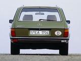 Mercedes-Benz 200 T (S123) 1980–86 pictures