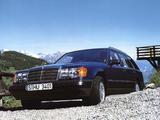 Mercedes-Benz 300 TE (S124) 1986–92 pictures
