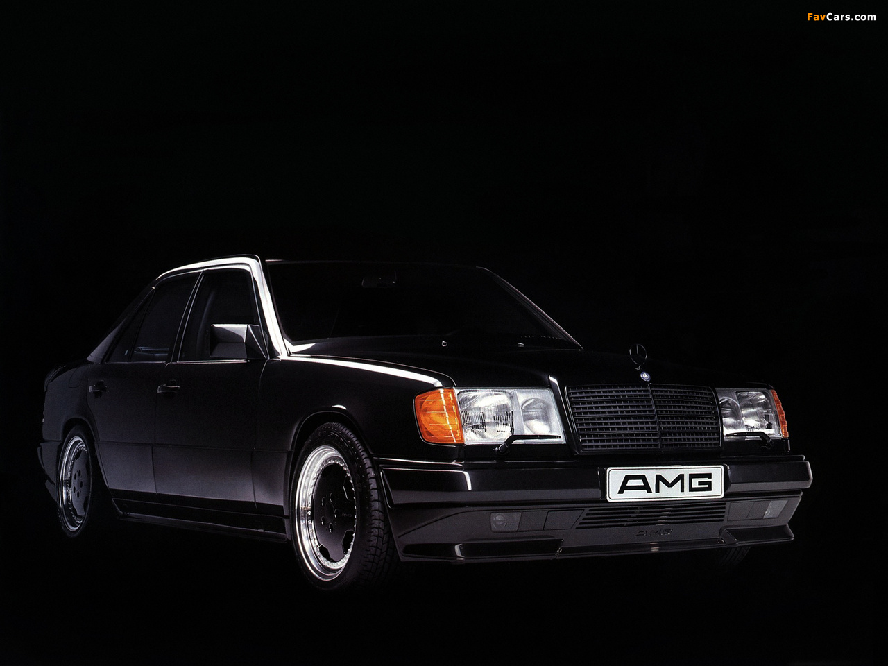 Amg 300 e 6 0 hammer w124 1988 91 wallpapers 1280x960 for Mercedes benz model history