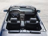 Mercedes-Benz E 220 Cabrio (A124) 1993–96 wallpapers