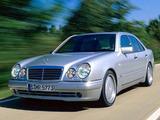 Mercedes-Benz E 50 AMG (W210) 1996–97 images
