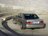 Mercedes-Benz E 50 AMG (W210) 1996–97 wallpapers