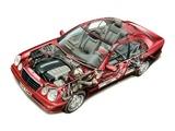Mercedes-Benz E 200 CDI (W210) 1999–2002 images
