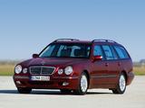 Mercedes-Benz E 270 CDI Estate (S210) 1999–2002 images