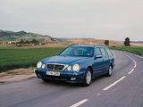 Mercedes-Benz E 220 CDI Estate (S210) 1999–2001 images