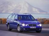 Mercedes-Benz E 220 CDI Estate (S210) 1999–2001 photos