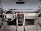 Mercedes-Benz E 270 CDI Estate (S210) 1999–2002 photos