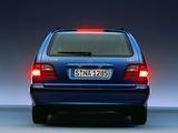 Mercedes-Benz E 220 CDI Estate (S210) 1999–2001 wallpapers