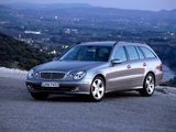 Mercedes-Benz E 320 Estate (S211) 2002–06 photos